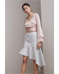 Keepsake - Love Light Skirt - Lyst