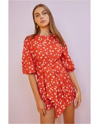 Finders Keepers - Mae Playsuit - Lyst