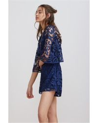 Finders Keepers - Alchemy Playsuit - Lyst