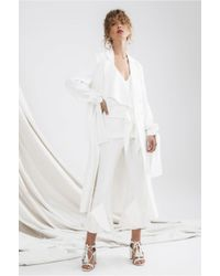 C/meo Collective - Metal Clouds Coat - Lyst