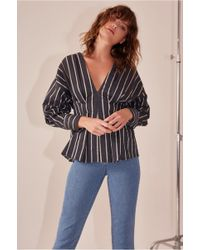 C/meo Collective - Moments Apart Top - Lyst