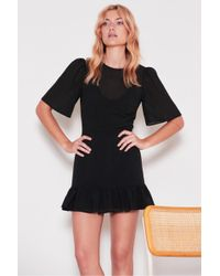 The Fifth Label - Window Short Sleeve Dress - Lyst