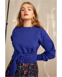 0691c8fb90a C meo Collective - The Moments Sweater - Lyst