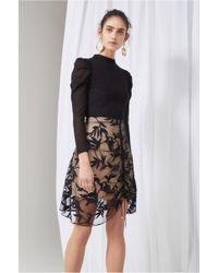 Keepsake | Fast Lanes Skirt | Lyst