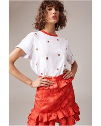 C/meo Collective - Levity Skirt - Lyst