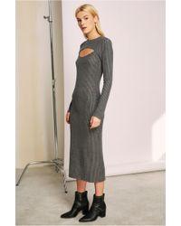 The Fifth Label - Spark Midi Dress - Lyst