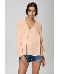 The Fifth Label - Maverick Long Sleeve Top - Lyst