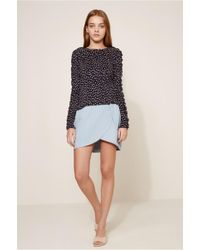 The Fifth Label | Atlanta Polka Dot Long Sleeve Top | Lyst