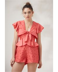 Finders Keepers - Kindred Playsuit - Lyst