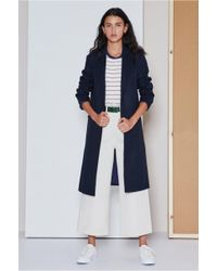 The Fifth Label - Radio Wave Coat - Lyst