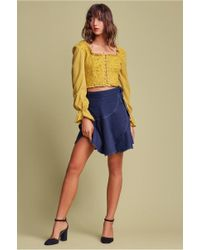 Finders Keepers - Stand Skirt - Lyst