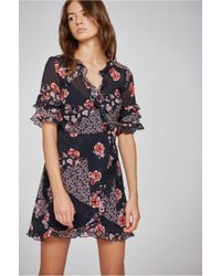 The Fifth Label - East Wrap Dress - Lyst