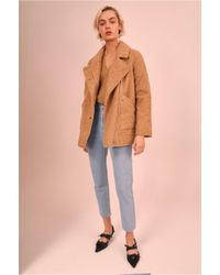 C/meo Collective - World Tour Coat - Lyst