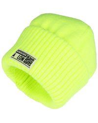 Patrizia Pepe Hat Acid Neon - Yellow