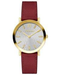 Furla Minimal Watch - Multicolour
