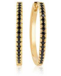 Sif Jakobs Jewellery Ellera X-Grande Earrings - Métallisé