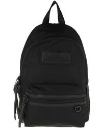 Marc Jacobs The Medium Backpack Dtm - Black