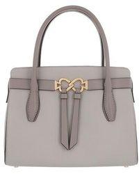 Kate Spade Medium Satchel Bag - Gris