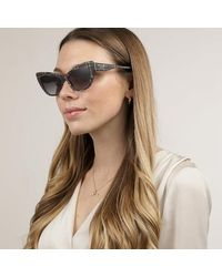 Dolce & Gabbana Azetat Sonne - Zwart
