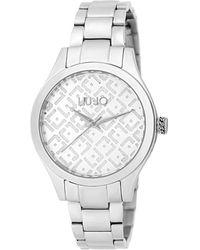 Liu Jo Tlj1609 Ownstyle Quartz Watch Silver - Metallic