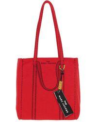 Marc Jacobs Sac cabas The Trompe L'oeil - Rouge