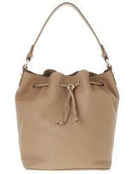 Aigner Handle Bag - Natural