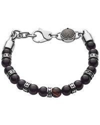 DIESEL Bracelet Beads DX1163040 - Noir