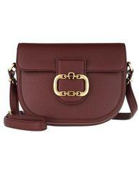 Aigner Celia Handle Bag - Red