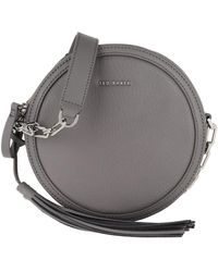 Ted Baker Errinn Circle Crossbody Bag Dark Grey - Gris