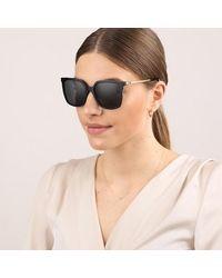 Tory Burch Woman Sunglasses Acetate - Zwart