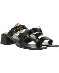 Versace Jeans Couture Sandals - Noir