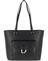 DKNY Tote Bag Black Gold - Noir