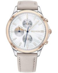 Tommy Hilfiger Chronograph Casual 1782118 Grey - Gris