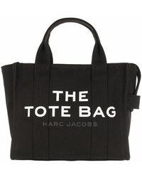 Marc Jacobs The Mini Traveller Tote Bag - Noir