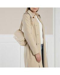 Tory Burch Fleming Soft Small Convertible Shoulder Bag - Naturel