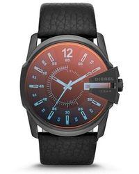 DIESEL Watch Master Chief DZ1657 - Noir