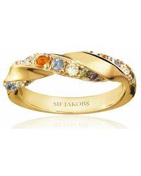 Sif Jakobs Jewellery Ferrara Ring - Métallisé