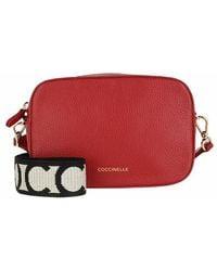 Coccinelle - Mini Bag Bottalatino Leather - Lyst