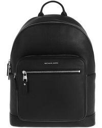Michael Kors Men Commuter Backpack - Noir