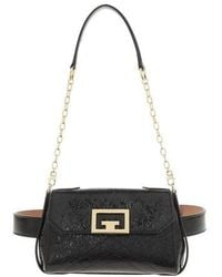 Givenchy Small Mystic Belt Bag Leather - Black