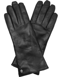 Roeckl Sports - Women Classical Cashmere Medium Gloves Black - Lyst