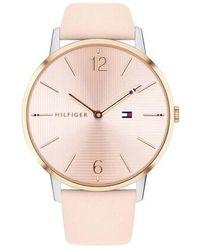 Tommy Hilfiger Quartz Watch Alex 1781973 - Pink