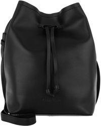 Calvin Klein - Effortless Med Bucket Black - Lyst