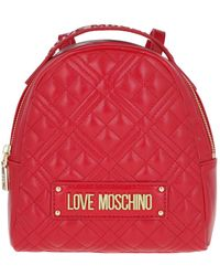 Love Moschino Bag Rosso - Rouge