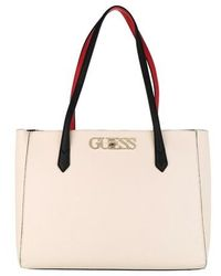 Guess - Uptown Chic Elite Tote Bag - Lyst