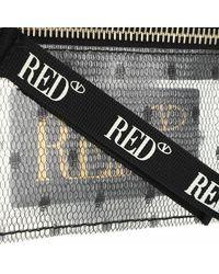 RED Valentino Pouch - Black