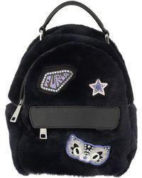 Furla - Favola Mini Backpack Blu D - Lyst