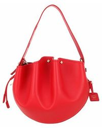 MCM Candy Drawstring Small - Red