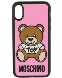 Moschino IPhone Cover Toy X/XS - Multicolore