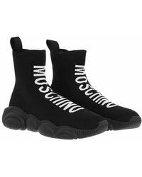 Moschino Sneakerd Orso30 Calza - Black